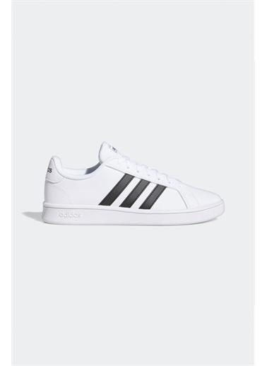 adidas Grand Court Base Erkek Günlük Ayakkabısı Ee7904 Beyaz